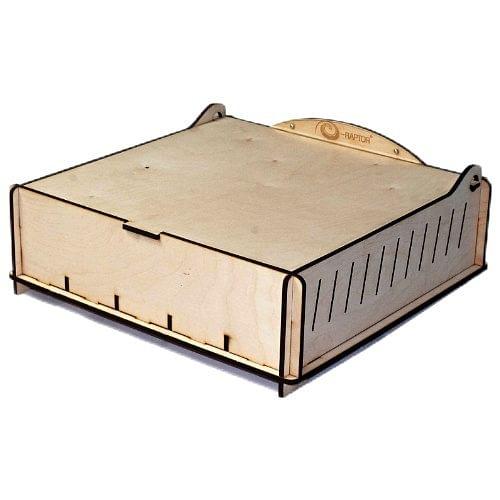 Box na karty dřevěný (velký)