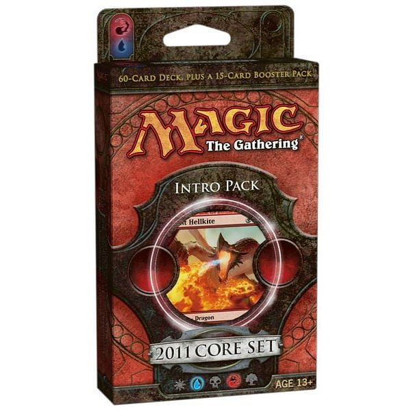 Magic: The Gathering - 2011 Core Set Intro Pack: Breath of Fire