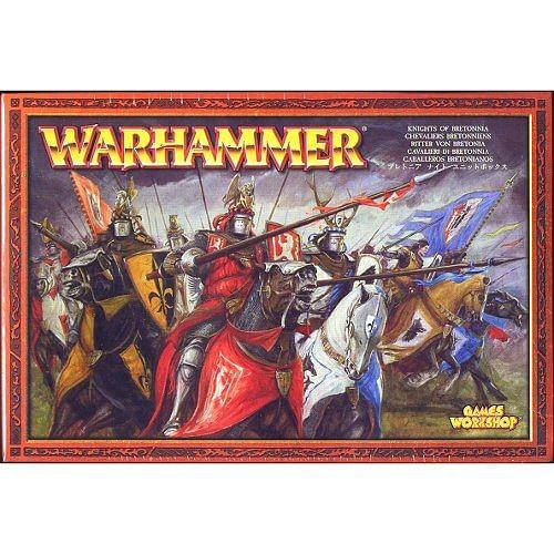 Warhammer Fantasy Battle: Bretonnian Knights