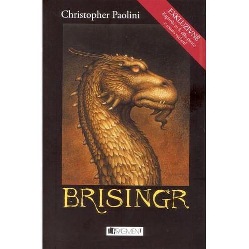 Brisingr (brožovaná)