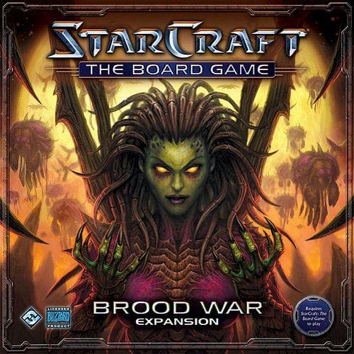 Starcraft: Brood War - rozšíření