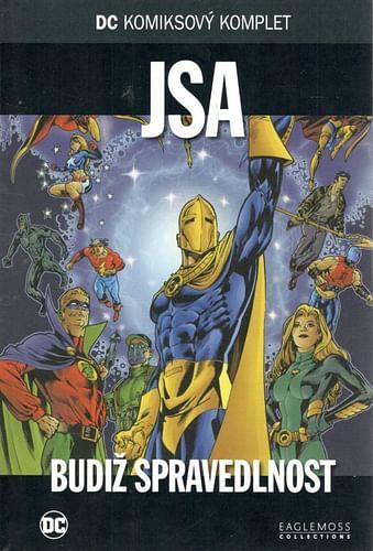 DC Komiksový komplet 87 - JSA: Budiž spravedlnost