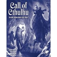 Call of Cthulhu RPG 7th edition: Quick Start