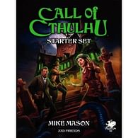Call of Cthulhu RPG Starter Box (sedmá edice)