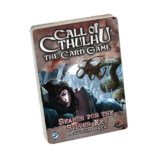 Call of Cthulhu LCG: Search for the Silver Key Asylum Pack