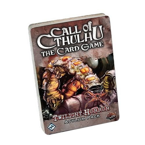 Call of Cthulhu LCG: Twilight Horror Asylum Pack