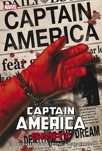 Captain America - omnibus 3