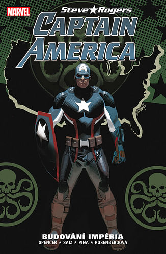 Captain America: Steve Rogers 3: Budování impéria