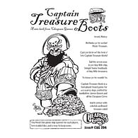 Captain Treasure Boots (druhá edice)
