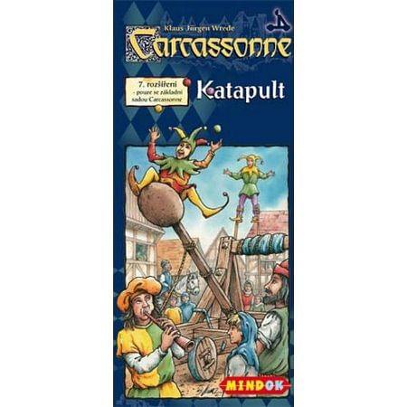 Carcassonne - Katapult (rozšíření)