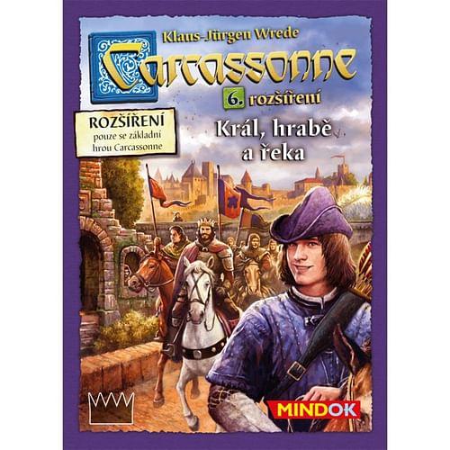 Carcassonne - Král, hrabě a řeka (rozšíření)