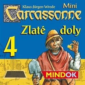Carcassonne Mini 4 - Zlaté doly