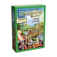 Carcassonne - Mosty a hrady (rozšíření)