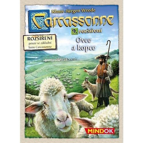 Carcassonne - Ovce a kopce (rozšíření)