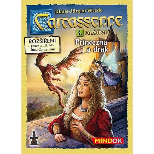 Carcassonne - Princezna a drak (rozšíření)