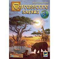 Carcassonne: Safari (anglicky)