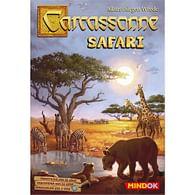 Carcassonne: Safari (česky)