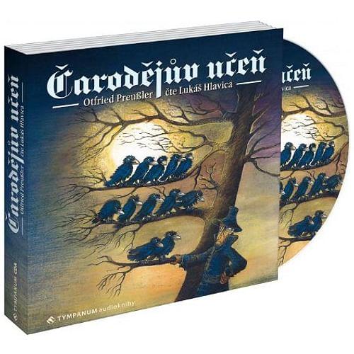 Čarodějův učeň - audiokniha