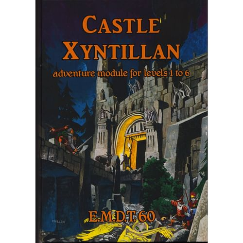 Echoes From Fomalhaut: Castle Xyntillan