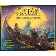Catan: Explorers & Pirates