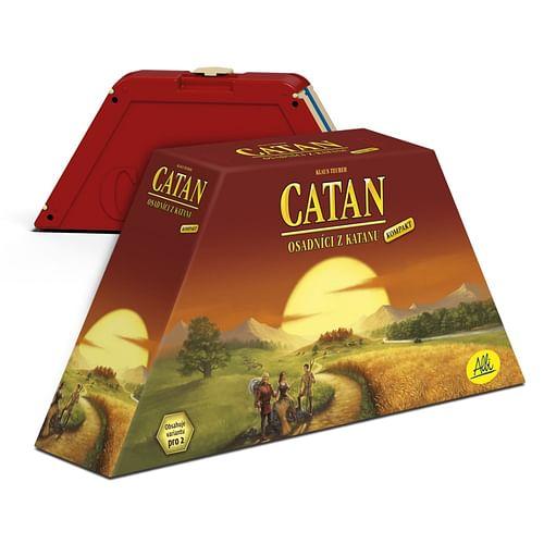 Catan: Kompakt (cestovní česká verze)