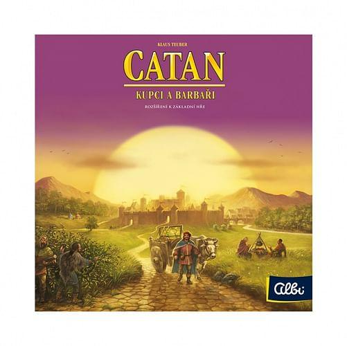 Catan - Kupci a barbaři (rozšíření)
