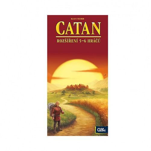 Catan - Rozšíření pro 5-6 hráčů