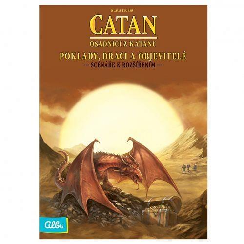 Catan - Poklady, draci a objevitelé