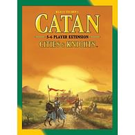 Catan: The Cities and Knights 5-6 Player Extension