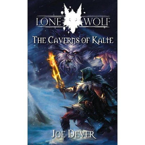 Lone Wolf: Caverns of Kalte