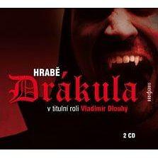 Hrabě Drácula - audiokniha (2 CD)