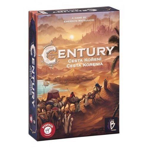Century: Cesta koření