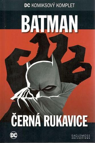 DC Komiksový komplet 77 - Batman: Černá rukavice
