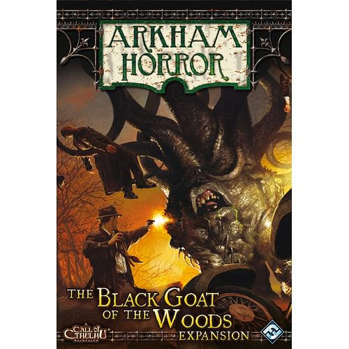 Arkham Horror: The Black Goat of the Woods