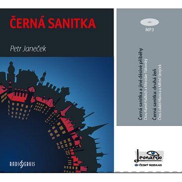 Černá sanitka - mp3 CD