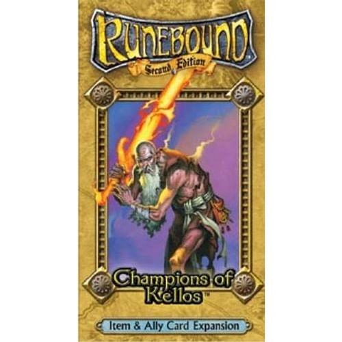 Runebound: Champions of Kellos