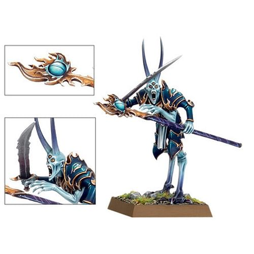 Warhammer Fantasy Battle: Tzeentch Sorcerer Lord