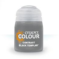 Citadel Contrast: Black Templar