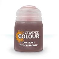 Citadel Contrast: Cygor Brown