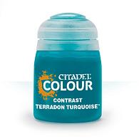 Citadel Contrast: Terradon Turquoise