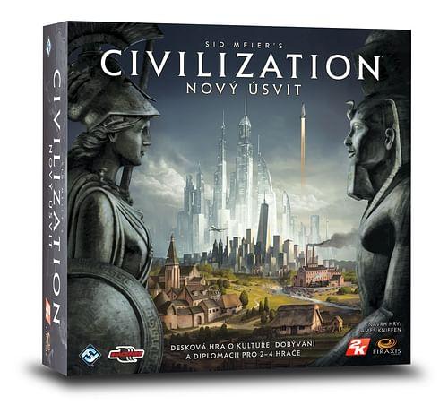 Blackfire Civilizace: Nový úsvit