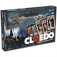 Cluedo: Harry Potter Edition (anglicky) - poškozený obal