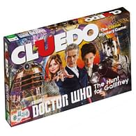Cluedo: Doctor Who