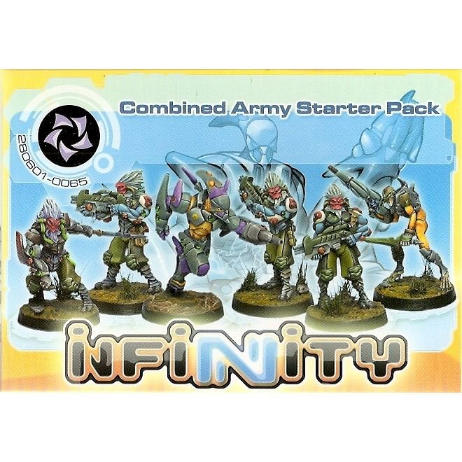 Infinity: Combined Army Starter Pack