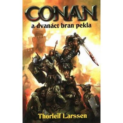Conan a dvanáct bran pekla