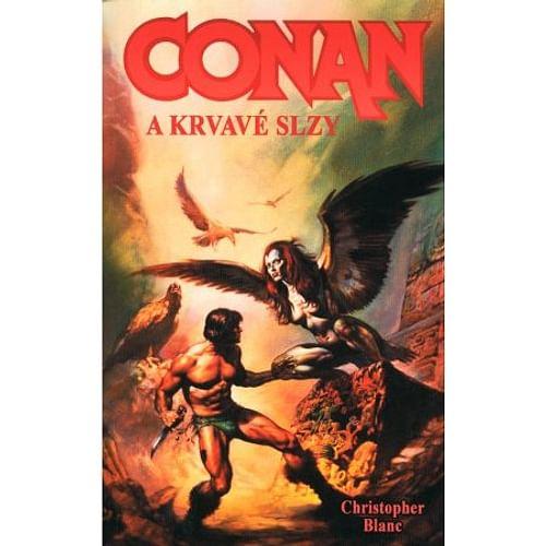 Conan a krvavé slzy