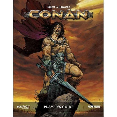 Conan RPG: Conan Player's Guide