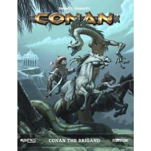 Conan RPG: Adventures in an age Undreamed Of - Conan the Brigand