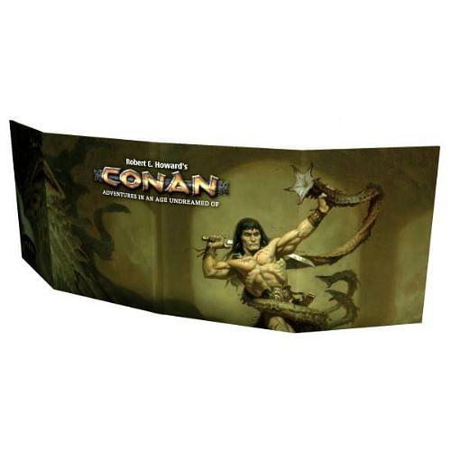 Conan RPG: GM Screen