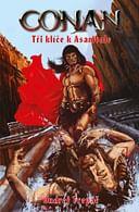 Conan - Tři klíče k Asambale